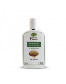 Gel douche d'argan