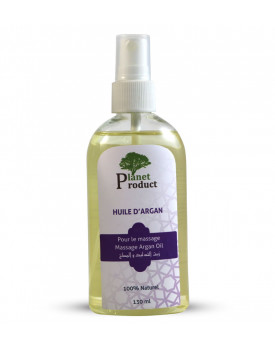 Argan Massage Oil