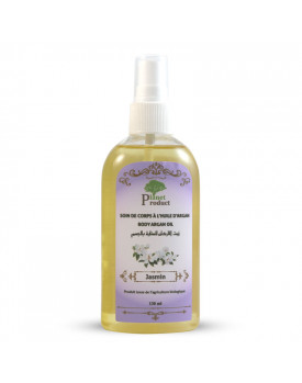 Argan oil scented with jasmine