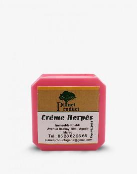 Crème herpès