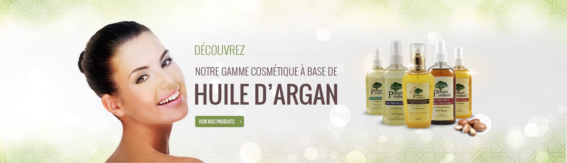 HUILE D'ARGAN