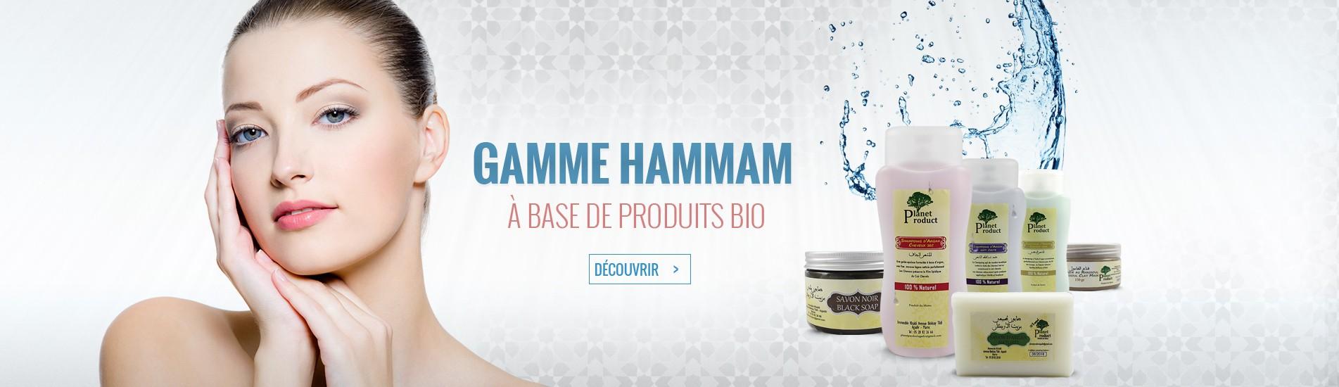 GAMME HAMMAM